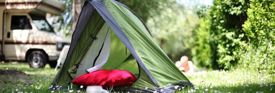 Réservez vos vacances en camping